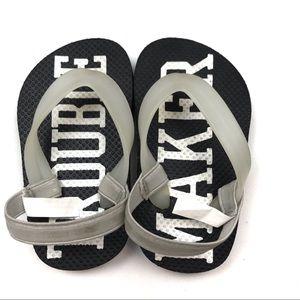 Trouble Maker Sandals Sz 4/5